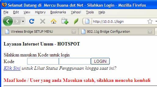 Step by Step Setup Hotspot dengan Halaman Login Mikrotik Router