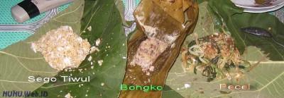 Bongko & Pecel